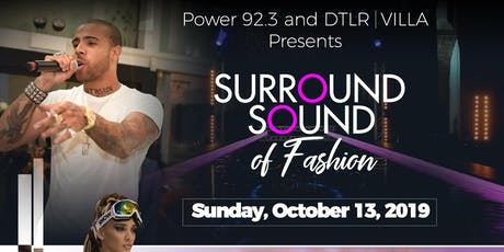 Surround Sound of Fashion tickets