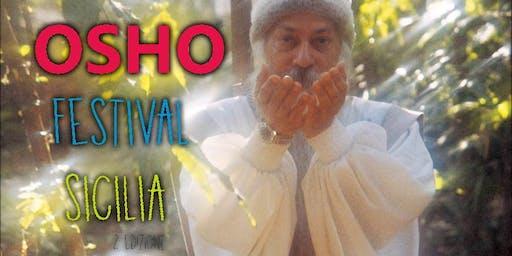 OSHO FESTIVAL SICILIA - Seconda Edizione