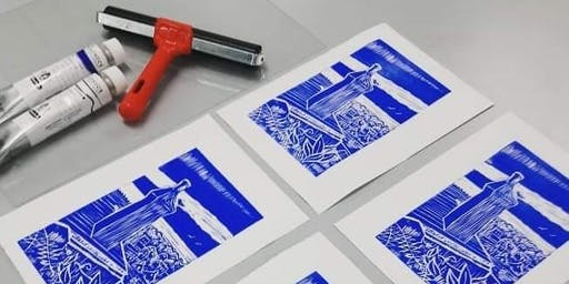 Introduction to Lino Printing