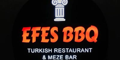 Family Open Afternoon at Efes Turkish Restaurant and Meze Bar