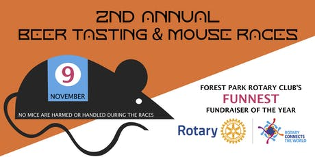 2019 Beer Tasting and Mouse Races tickets
