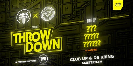 Music High Court x Run The Trap - ADE Throwdown tickets
