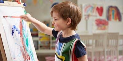 JUZIARTS Children's Art Course (29/09, 06/10, 13/10, 20/10, 27/10, 03/11) 12:00-14:00