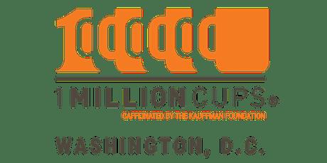 1 Million Cups Washington, D.C 10/23/2019 - Presenting: Zero Model Nova tickets