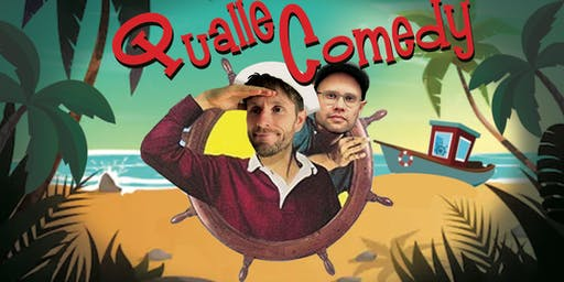 "Gratis Comedy Show: ""Qualle Comedy"" - Stand-up Comedy am Schlesi"