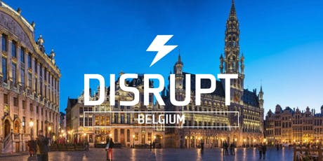 DisruptHR Belgium  2.0 tickets