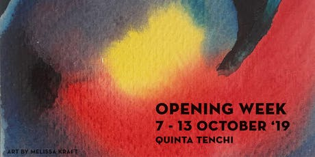 Ten Chi - Opening Week bilhetes