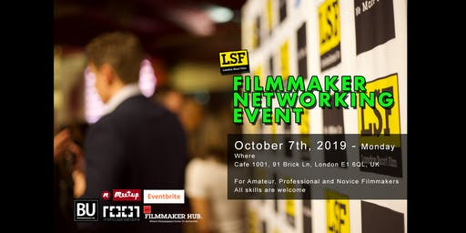 LSF Filmmaker Networking Event