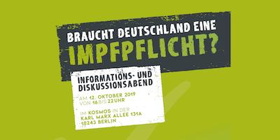Braucht Deutschland eine Impfpflicht?