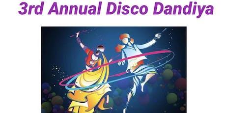 Disco Dandiya  2019 tickets