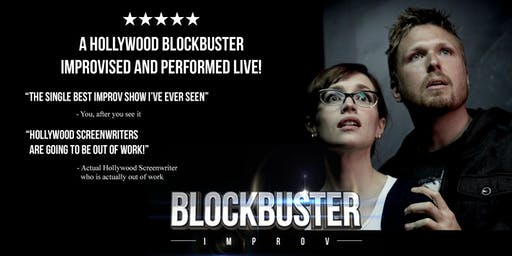 Free Improv Show - Blockbuster Movie Live in Westwood!