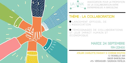 Lancement de l'association La Link