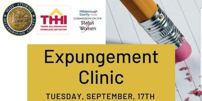Hillsborough County Expungement Clinic