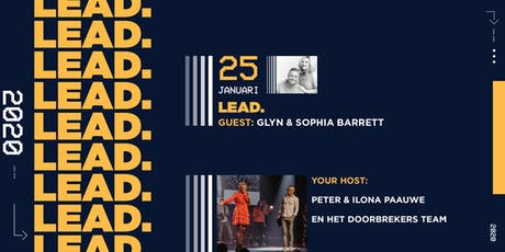 DoorBrekers LEAD - 25 januari 2020 tickets