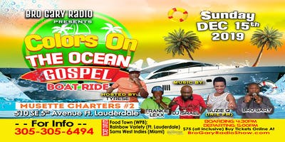 Bro Gary Radio FLORIDA Boat Ride