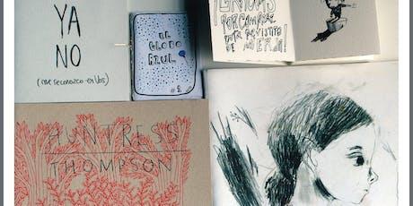 Living in Diaspora - Fanzine Workshop - The London Spanish Book and Zine Fa tickets