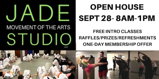 OPEN HOUSE-FREE CLASSES!