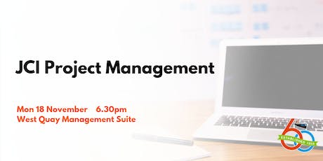 JCI Southampton Training: Project Management (Certified course) tickets