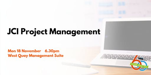 JCI Southampton Training: Project Management (Certified course)