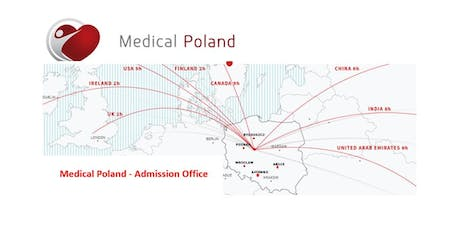 Study (2020) Medicine and Veterinary in the Heart of Europe - Poland - Open Day tickets