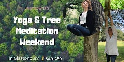 Yoga & Tree Meditation Weekend for Wellness