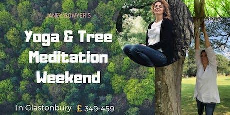Yoga & Tree Meditation Weekend for Wellness tickets