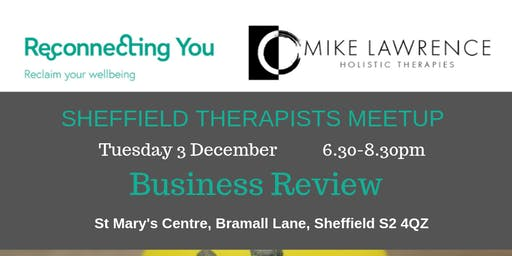 Sheffield Therapists Meetup Dec 19