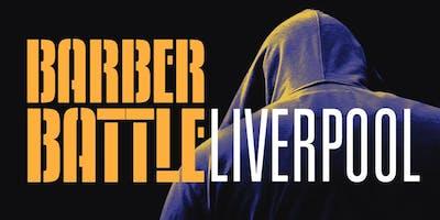 Barber Battle Liverpool - REGISTRATION