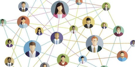 Networking entre jóvenes. entradas
