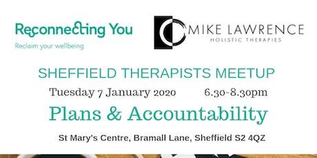 Sheffield Therapists Meetup Jan 2020 tickets