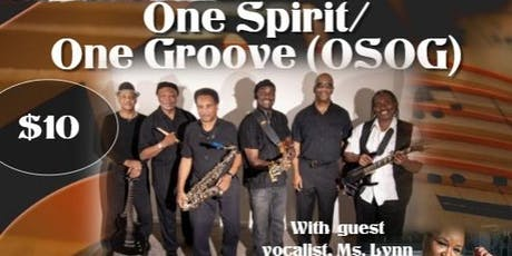 B.E.D. Presents A Night of R&B and Jazz w/OSOG tickets