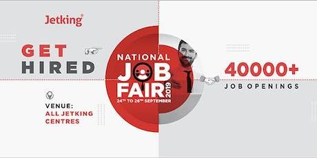 Jetking National Job Fair - 2019 tickets