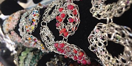 Crochet Wire Jewellery Workshop