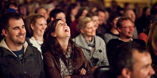 Riga English Comedy Night!