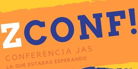ZCONF Zaragoza 2019 entradas