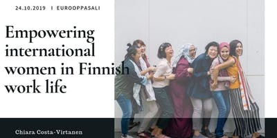 Empowering international women in Finnish work life