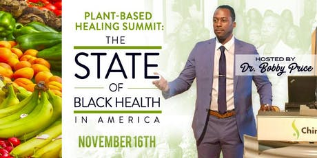 Plant-Based Healing Summit tickets