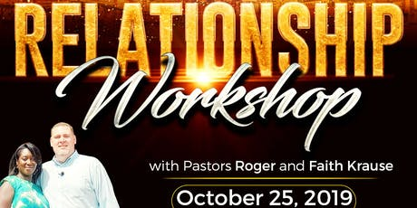 Relationship Workshop Boston tickets
