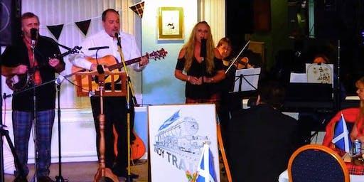 EK SNP St Andrews Scottish Folk Night