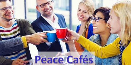 Moncton Peace Cafe - Inspiration Cafe tickets
