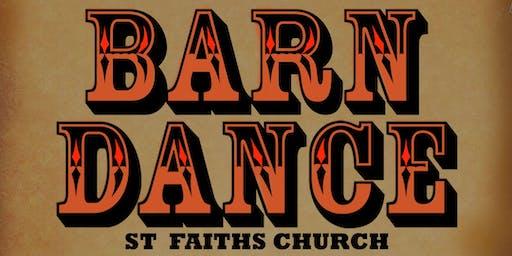 St Faith's Barn Dance