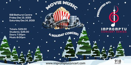 Movie Music - A Holiday Concert tickets