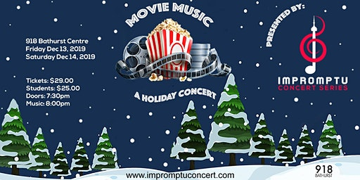 Movie Music - A Holiday Concert