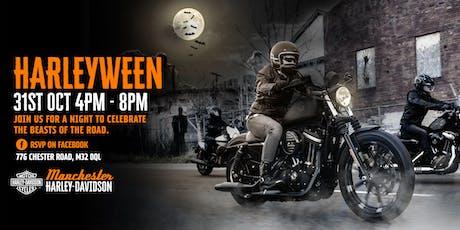 Harleyween at Manchester Harley-Davidson 2019 tickets