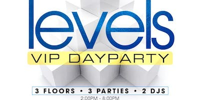 LEVELS GHOE VIP DAYPARTY @ ONE 17 SOFABAR & LOUNGE-  3 FLOORS, 3 PARTIES, 1 ROOF! #GHOE #NCAT