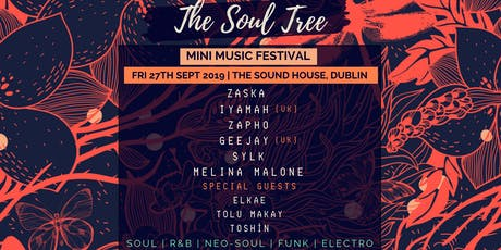 The Soul Tree Festival 2019 tickets