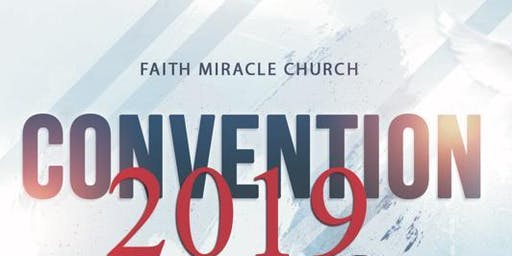 Convention 2019: Glory Days are Here