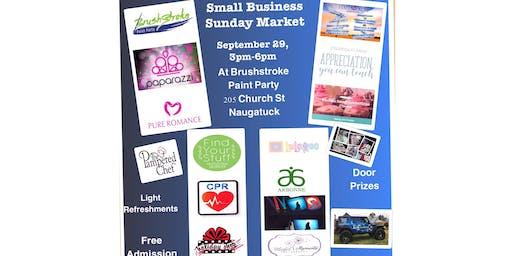 Small Business Sunday Market