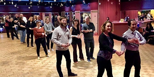 Intro to Ballroom & Latin Dancing (GROUP)
