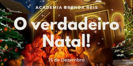 O Verdadeiro Natal (Sessão 1) ingressos